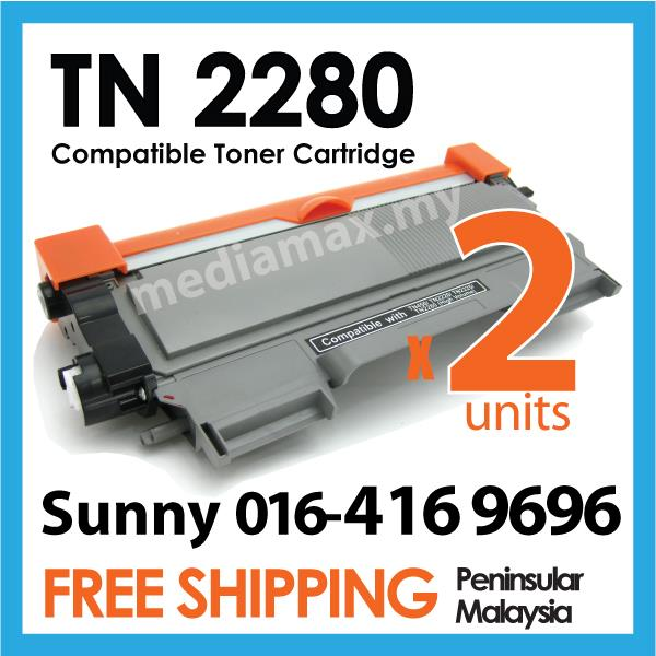 PG TN2280 Compatible Brother DCP-7055/7060D/7065DN/FAX2840/FAX2950