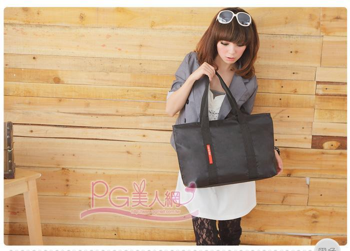 PG1166_Black - Genuine Taiwan PG bag