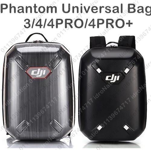 Phantom SE 3 4 4PRO 4PRO+ Hard Shell Waterproof Carrying Bag Backpack