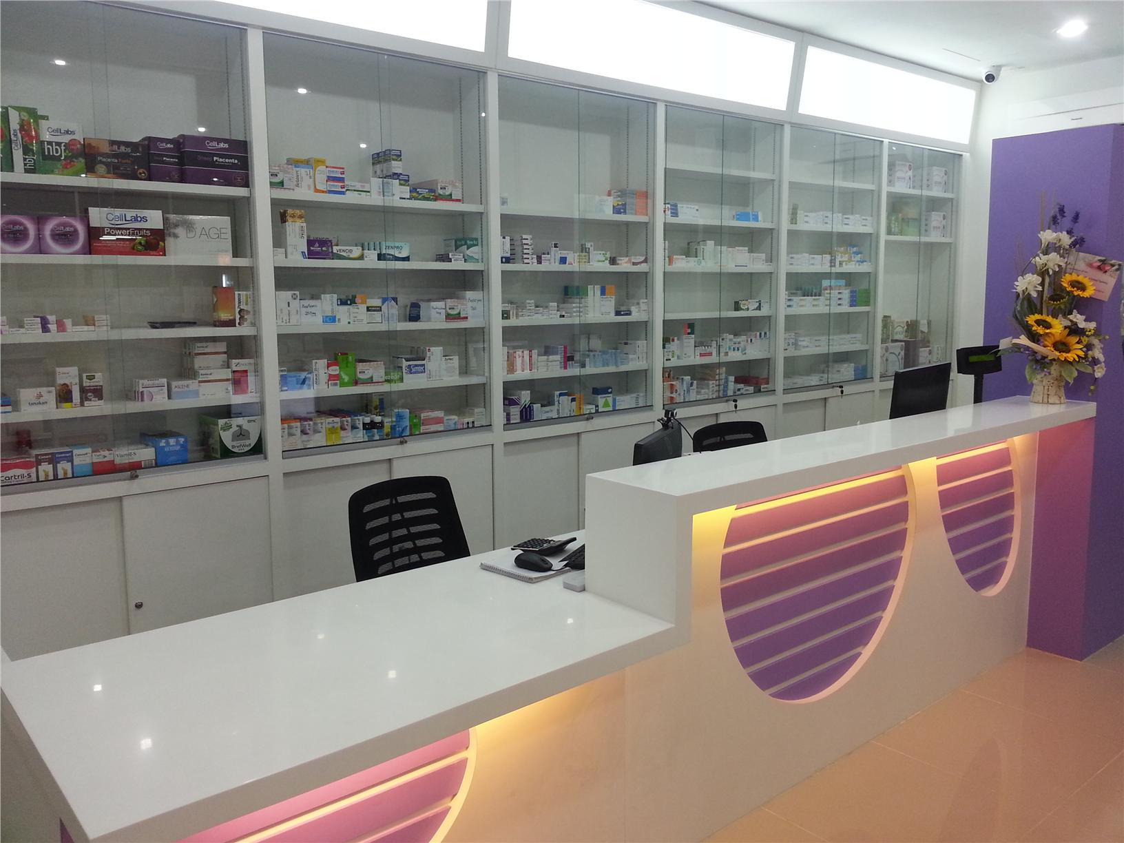 Pharmacy / Office Display Cabinet (end 7/22/2015 10:15 PM)