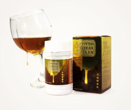 PHHP PHYTO ROYAL JELLY (BALANCE HORMON, IMPROVE POST MENOPAUSE SYNDROM