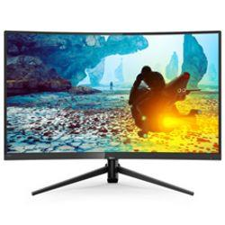PHILIPS 32 INCH FULL HD CURVED MONITOR 322M8CZ
