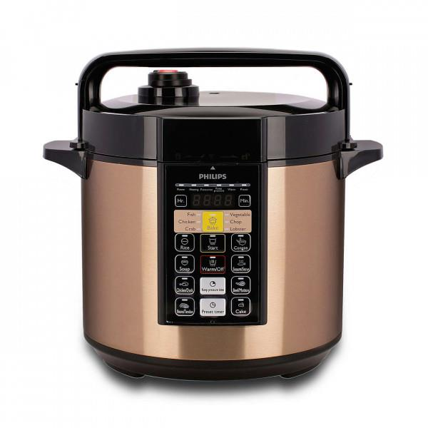 Philips 6L ME Computerized Electric Pressure Cooker PLP-HD2139