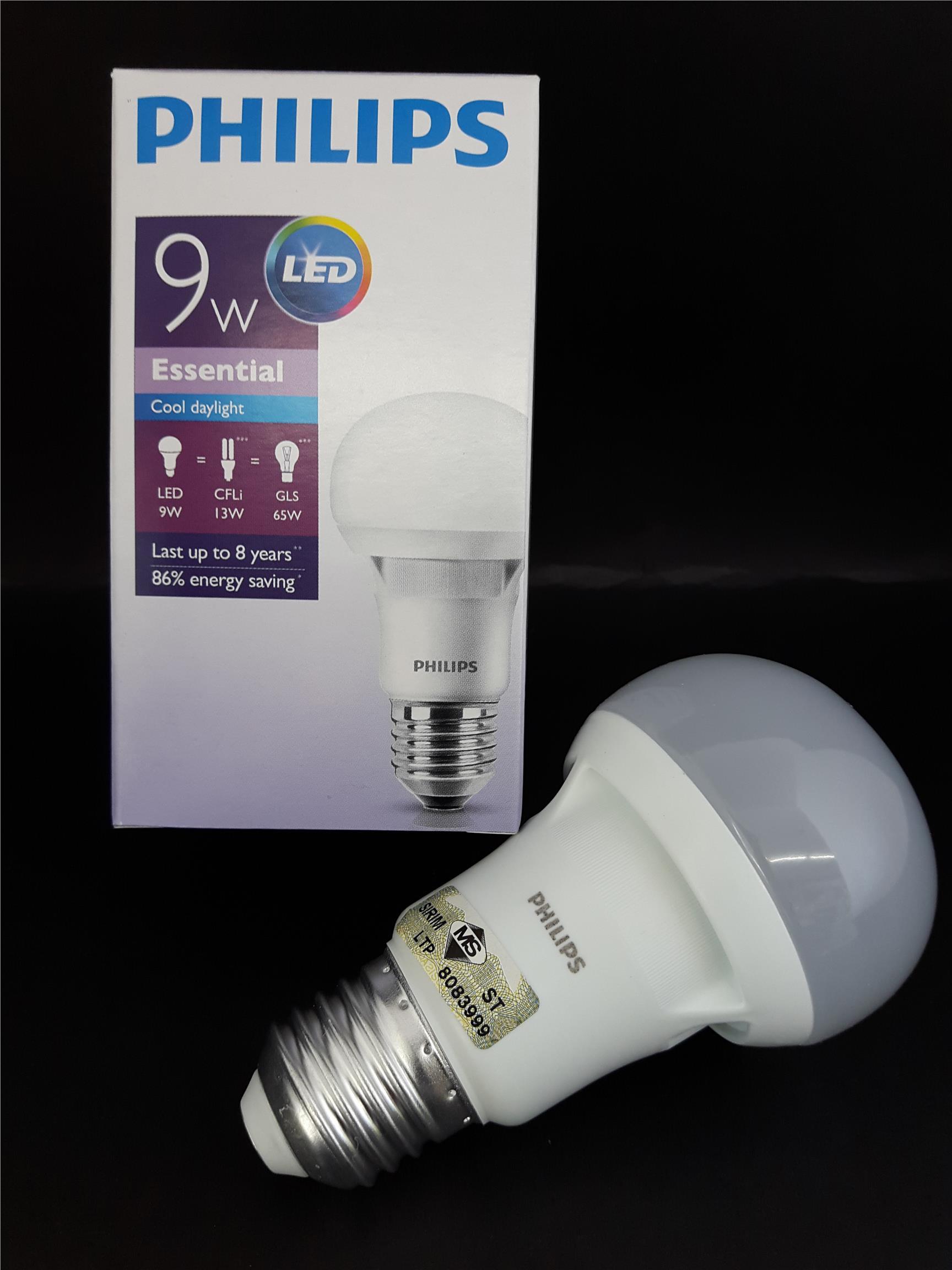 philips 9w essential led bulb e27 6 end 5 13 2017 11 15 pm. Black Bedroom Furniture Sets. Home Design Ideas