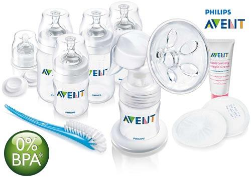 Philips Avent Breastfeeding Solution Set SCD281/00