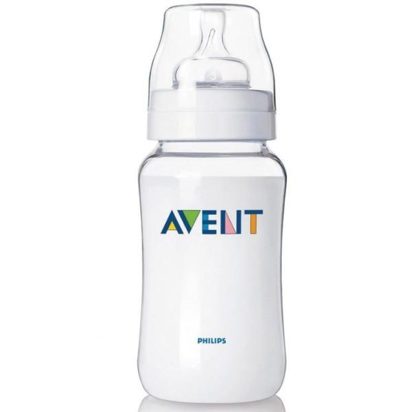Philips Avent:Classic Feeding Bottle 330ml/11oz Single Pack
