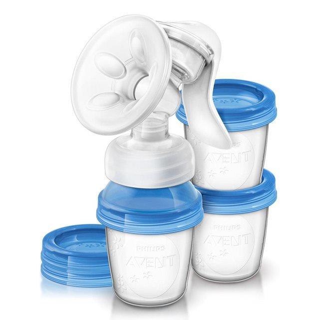 philips scf330 12 avent natural manual breast pump