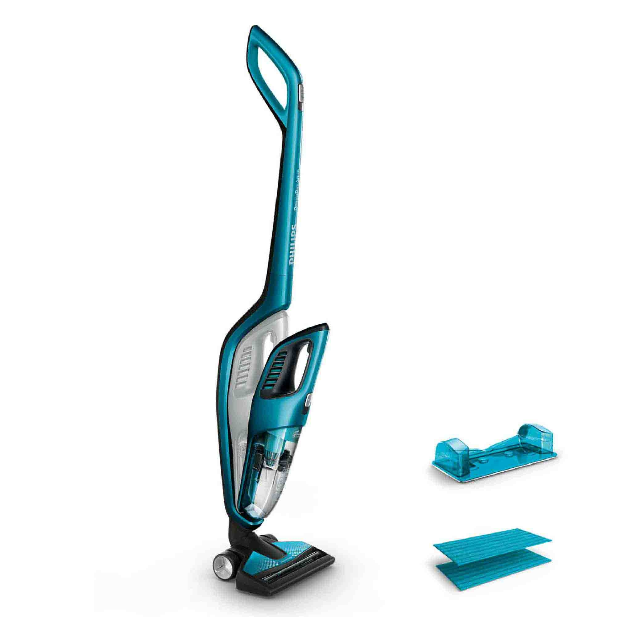 Philips Cordless Vacuum Cleaner FC6404 3 In 1 Mop System 2017 New