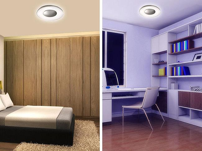 Philips ecomoods ceiling light zuhause image idee philips ecomoods ceiling light aluminium zuhause image idee aloadofball
