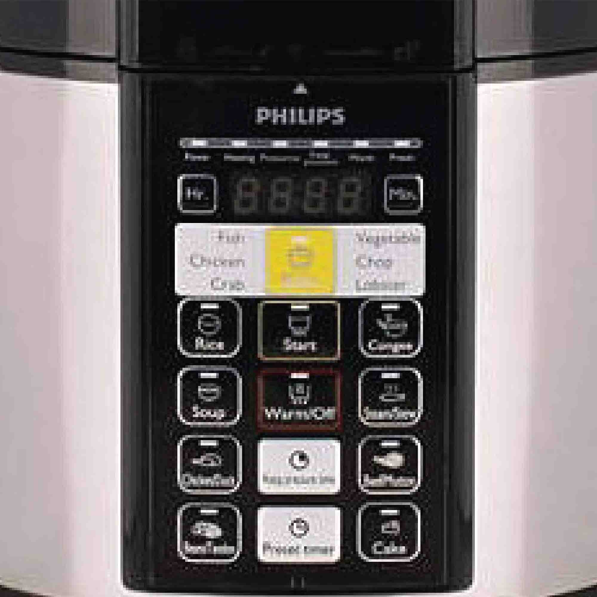 Philips Electric Pressure Cooker HD2136 (5.0L) 2017 New Model