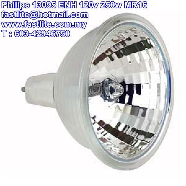 Philips ENH 13095 120v 250w Projector bulb (made in Japan)
