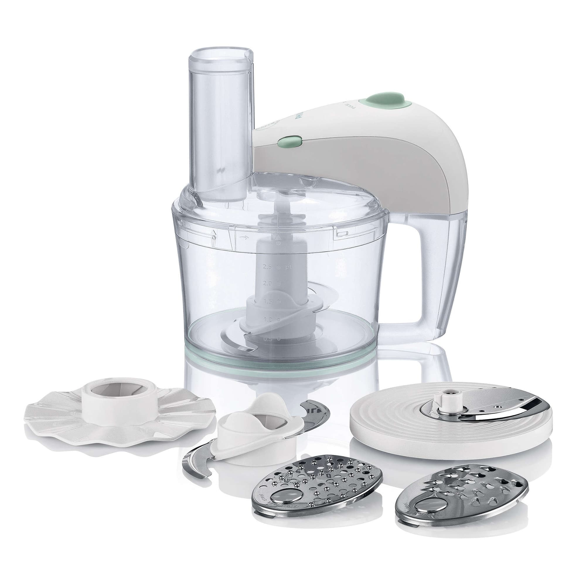 Cuisinart Food Processor Functions