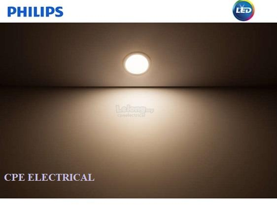 Philips Meson 59200 3.5W LED Downlight Warm White 3000K