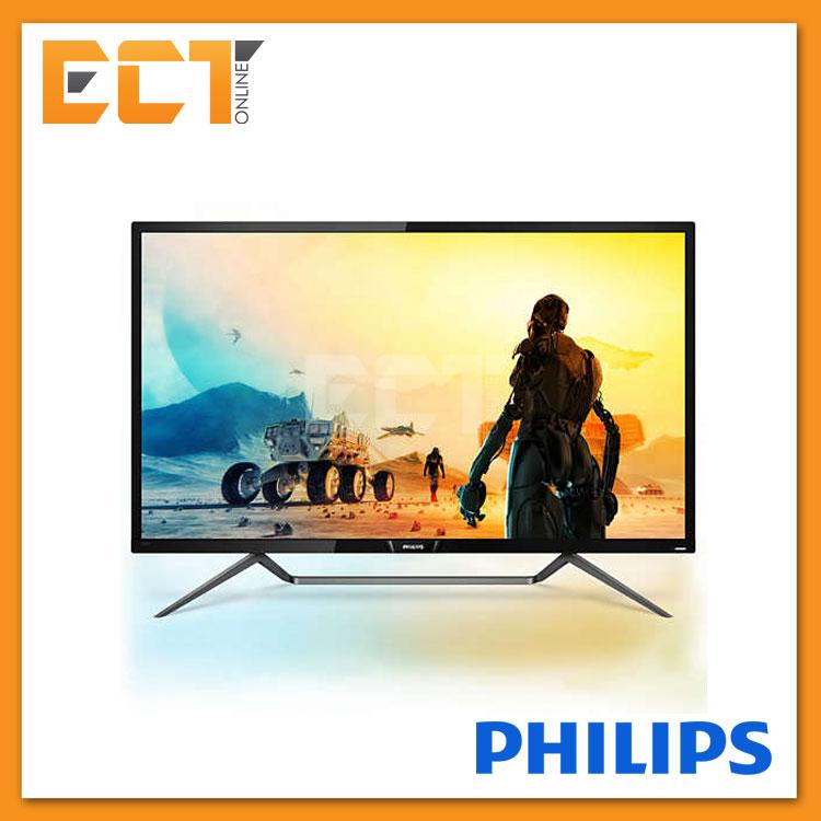"Philips Momentum 436M6VBRAB 42.51"" 4K HDR display Monitor with Ambiglo"