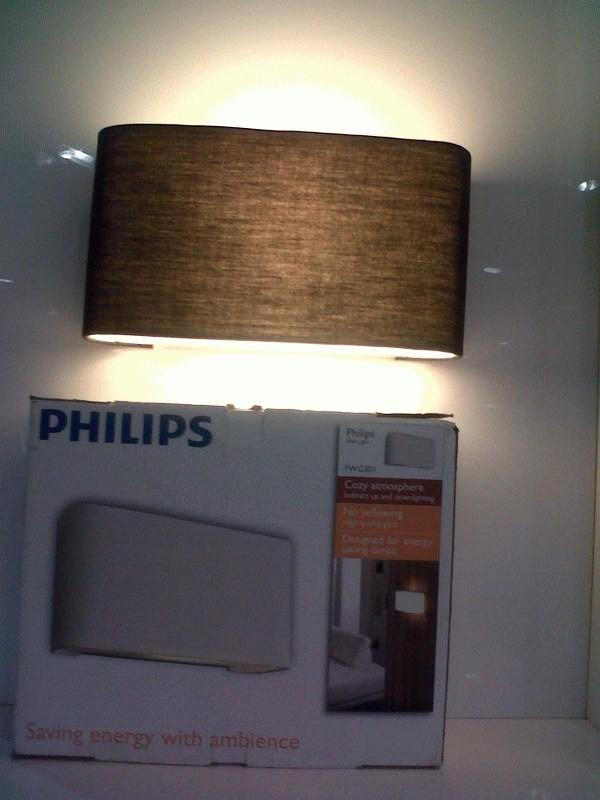 Philips myliving wall light fwg301 end 3272017 915 pm philips myliving wall light fwg301 aloadofball Image collections
