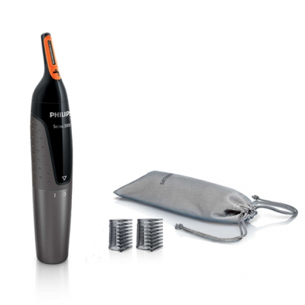 Philips Nose Trimmer NT3160 (Washable) AA Battery Powered