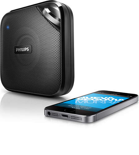 PHILIPS PORTABLE WIRELESS SPEAKER BT2500B/00
