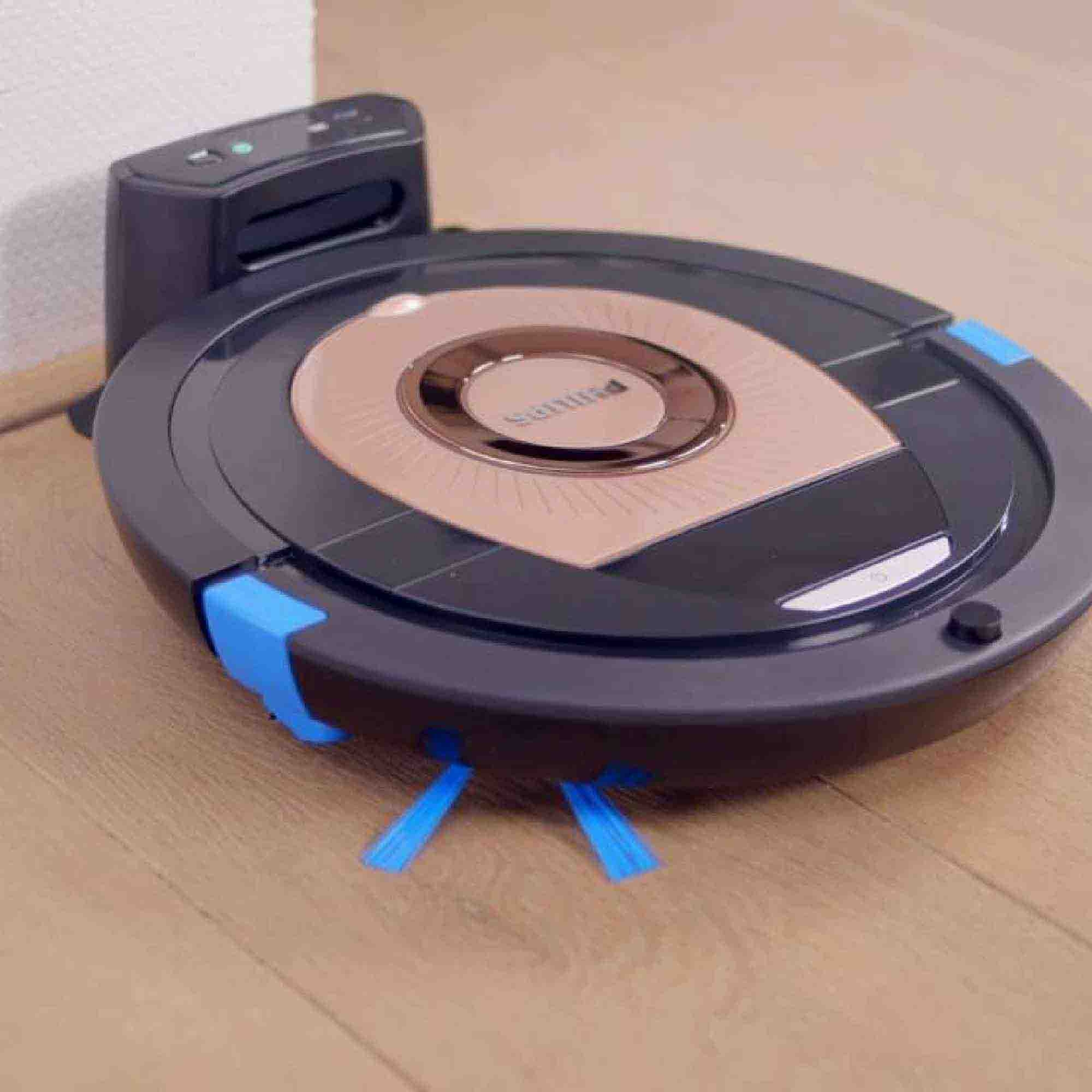 see cleaner irobot pin vacuum great product connectivity roomba wifi this with floor robot