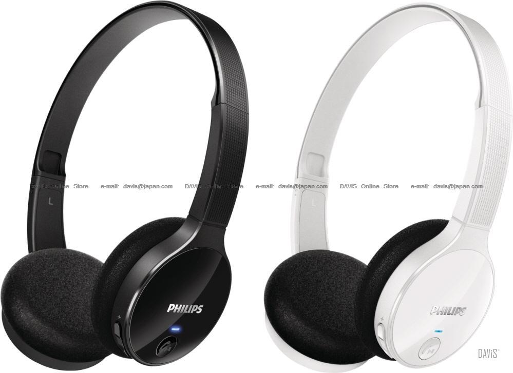 Philips SHB4000 Bluetooth Stereo Headset . Headband  Variants. ‹ › 02568bd5ee
