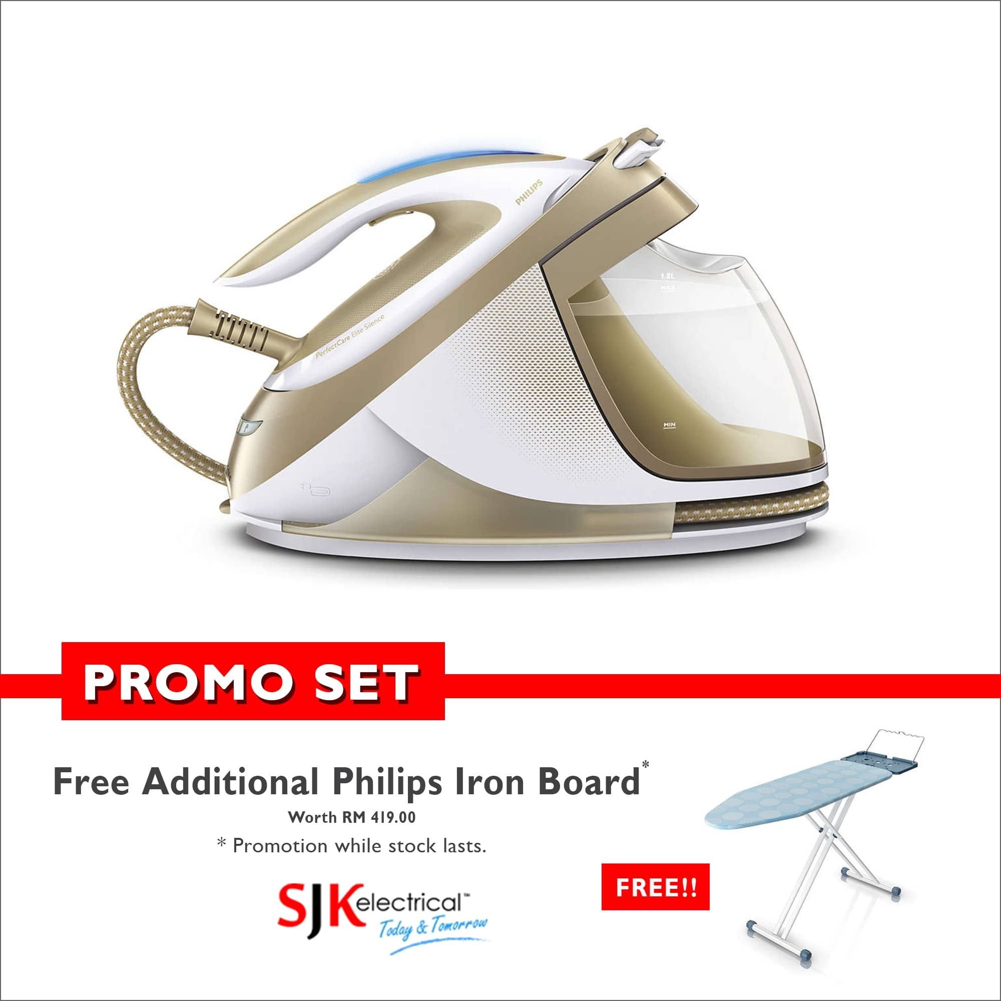 Steam Iron Philip Price Harga In Malaysia Philips Gc 1418 Setrika Uap Seterika Generator 9642 490g Boost