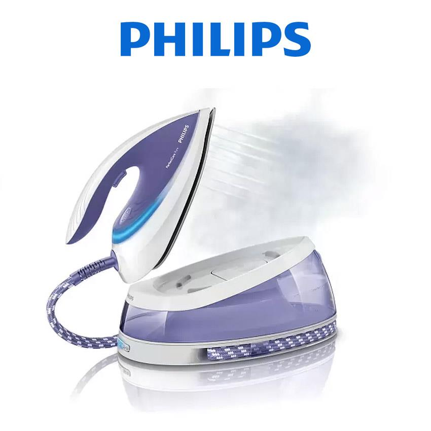 Philips Steam Generator Iron GC7620 (220g Steam Boost)-2 YEAR WARRANTY