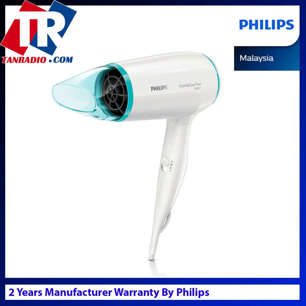 Philips Travel Hair Dryer Essential (end 4 17 2019 3 56 PM) 941d9dcd65
