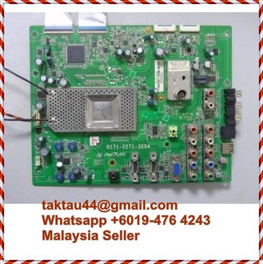 Philips TV 42PFL3605S/98 Mainboard Motherboard 0171-2271-3204