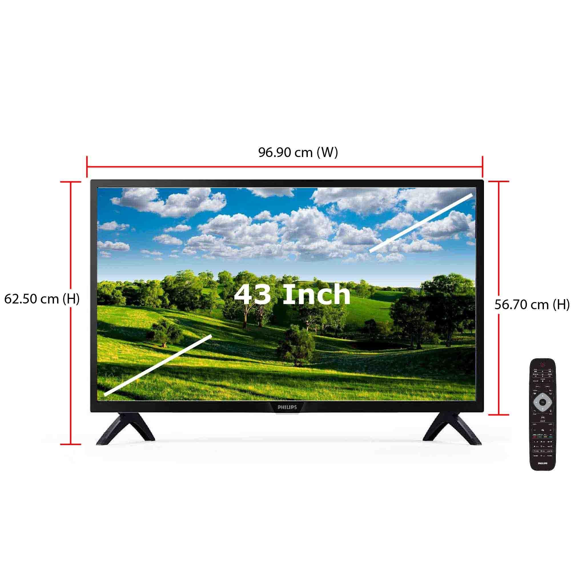 philips tv 43pft4002 43 inch vga end 3 12 2021 12 00 am. Black Bedroom Furniture Sets. Home Design Ideas