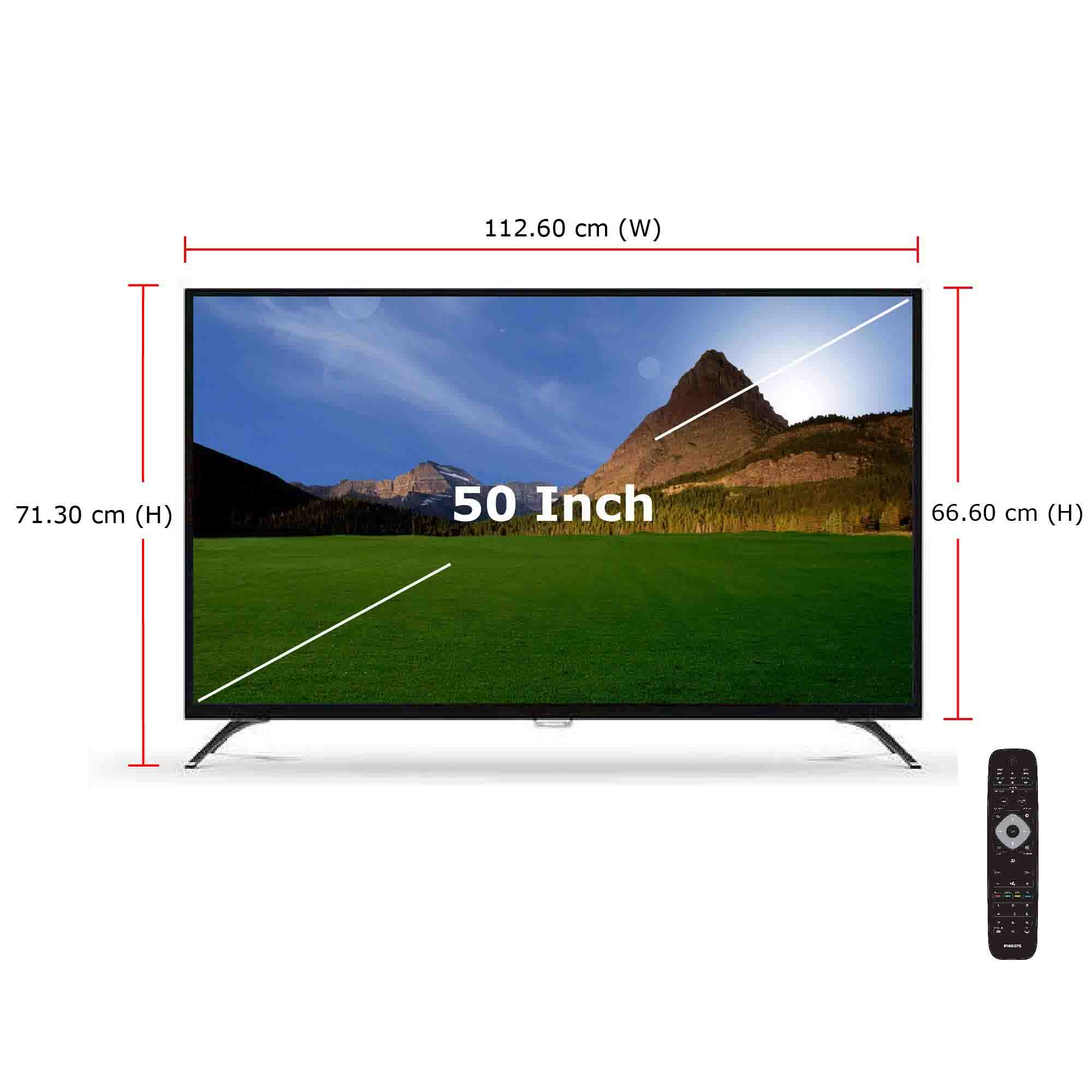 Philips TV 50PUT6002 (50 Inch) 3 HD (end 3/12/2021 12:00 AM)