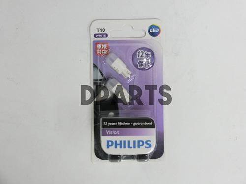 Philips Ultinon LED 12V T10 6000K ## HOT SALES ##