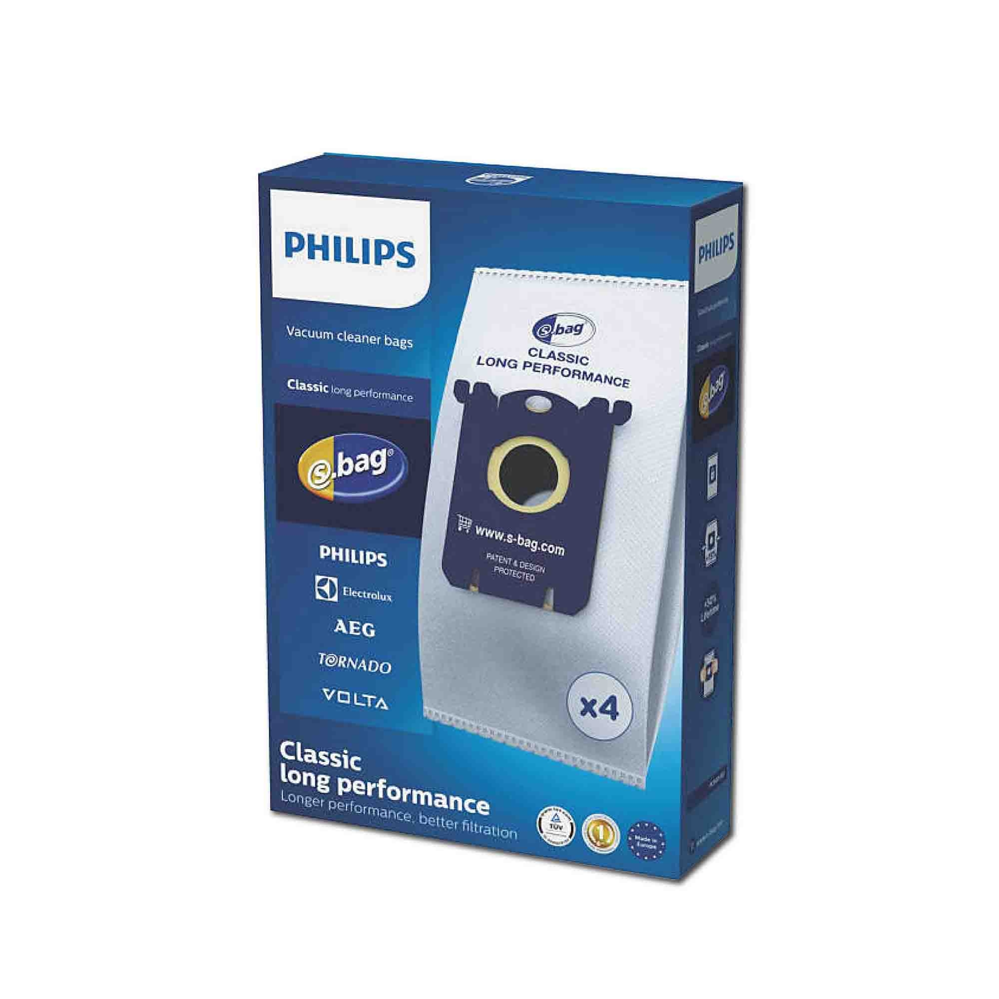 Philips Vacuum Cleaner Bags FC8021 (Replacement For Philips FC8452, FC