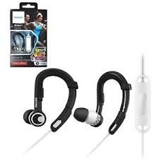 PHILIPS WIRED ACTION FIT OVERDRIVE EARSET SHQ3305WS/00 (WHT)