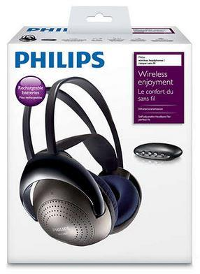 Philips Wireless Headphone SHC2000 for CHEAP sale!!!
