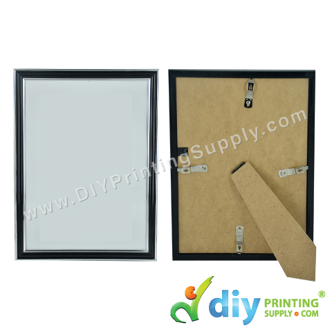 Photo Frame  Black  (with Stand   H (end 2 21 2020 11 19 AM) 56ee2f774b