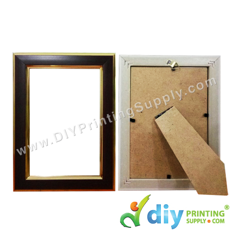 Photo Frame [Wooden] (with Stand) (A4) (30 x 21cm)