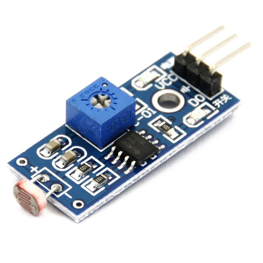 Photo-resistor LDR Light Sensor Modu (end 4/12/2018 3:15 PM)