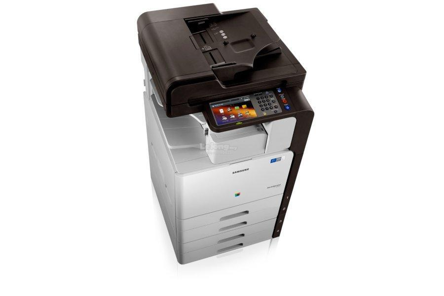 PhotoCopier Mesin Samsung CLX-9251NA A3size Colour Copy,Print,Scan