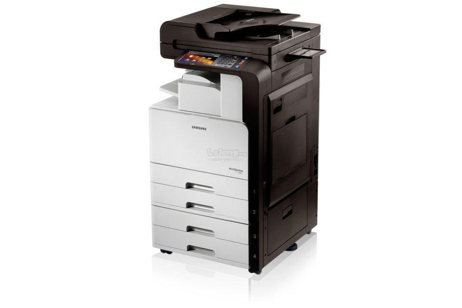 PhotoCopier Mesin Samsung SCX-8123NA 3in1 Copy,printer,Scaner
