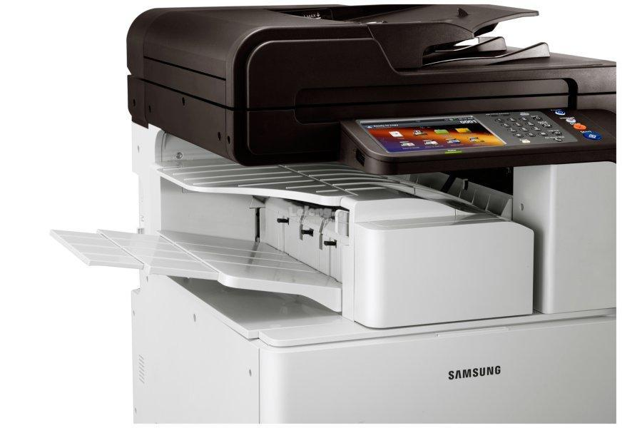 PhotoCopier  Samsung SCX-8128NA Colour A3Size 3in1 Copy,Print,Scan
