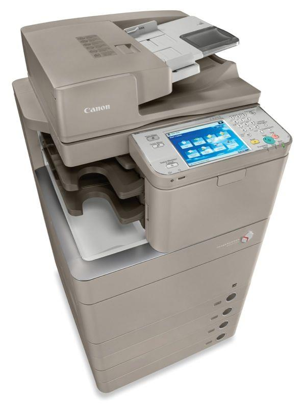 Photostat Machine CANON C5045/C5051 A3 3in1 COPY PRINT SCAN