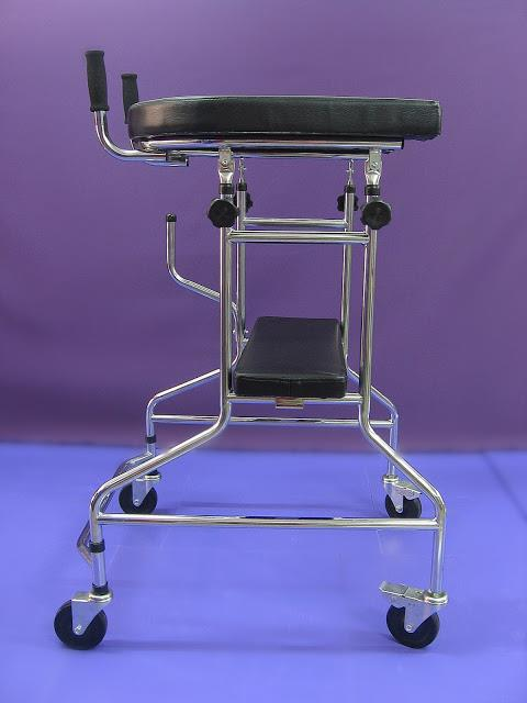 Physiotherapy equipment for car accident stroke standing walking aid