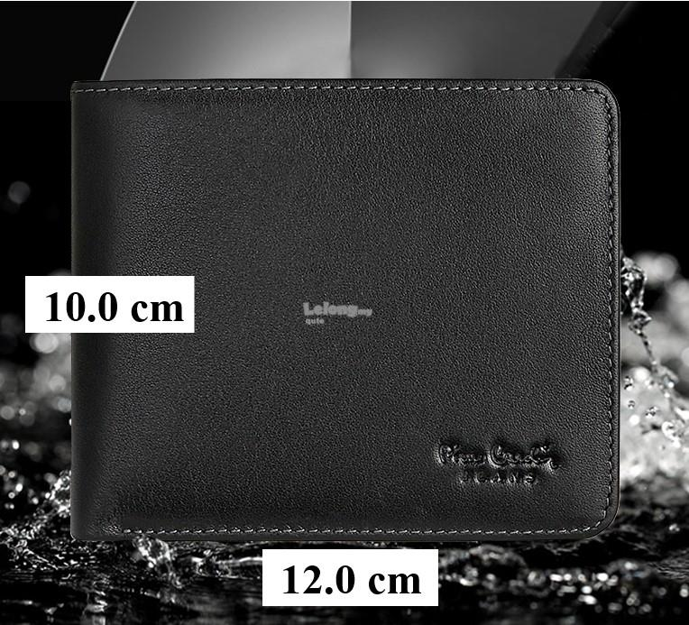 Pierre Cardin 2018 - Significant Short Wallet for men