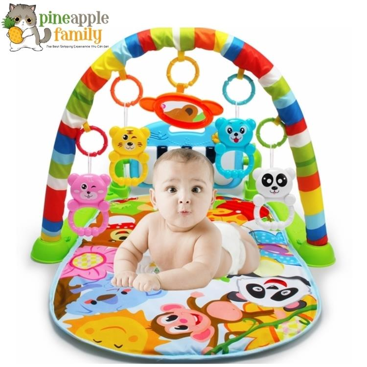 448920f1ab6e5 Pineapple Baby Play Toys Activity Ba (end 4 10 2019 3 51 PM)