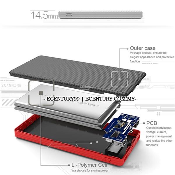 PINENG PN-963 10000mAh Power Bank