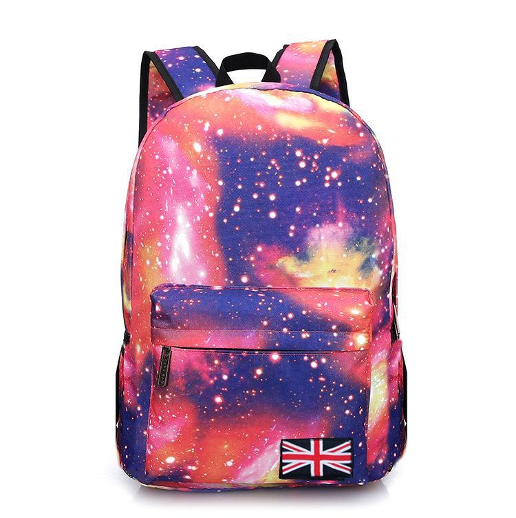 Рюкзаки с рисунком космоса купить в украине