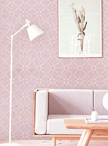 Pink Wallpaper Pink Wall Paper Pink Peel and Stick Wallpaper Removable Pink Co