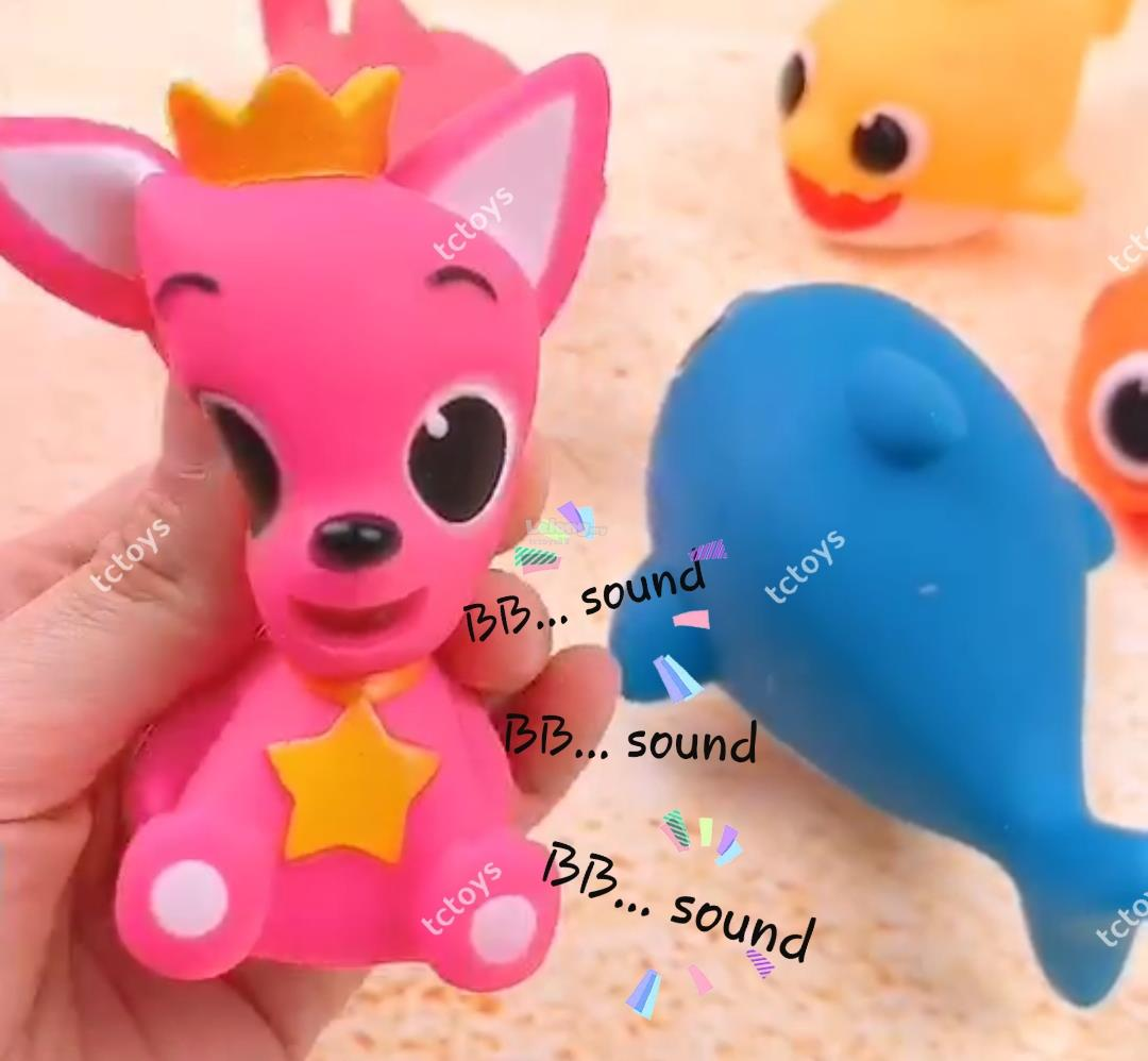 Pinkfong Baby Shark Official Baby Shark Sing Snuggle Plush By Wowwee