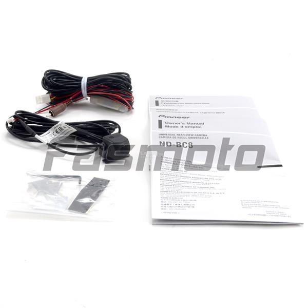 pioneer nd bc8. pioneer nd-bc8 universal rear view camera nd bc8 v
