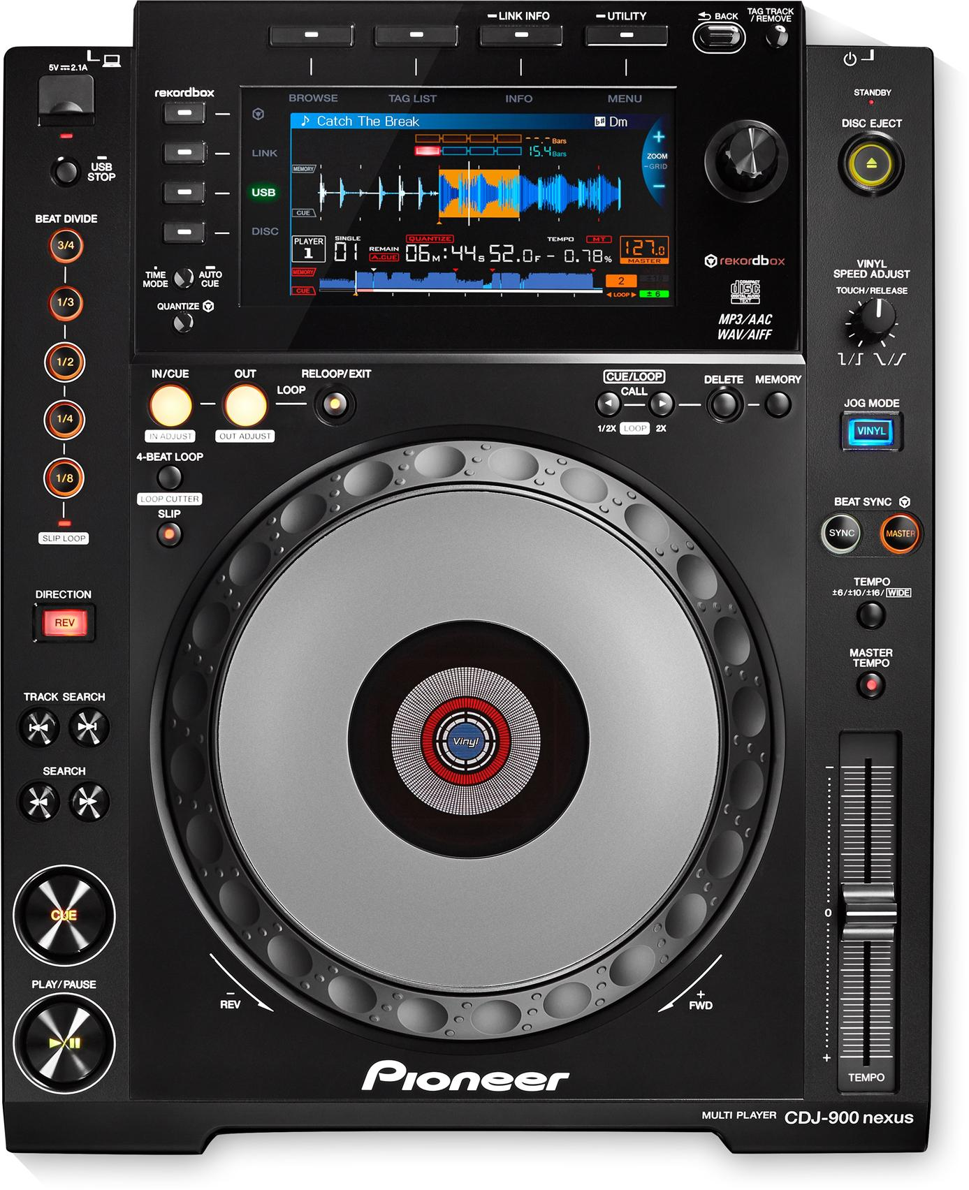 Pioneer Cdj 900nxs Pro Dj Multi Pl End 4 21 2018 3 26 Pm