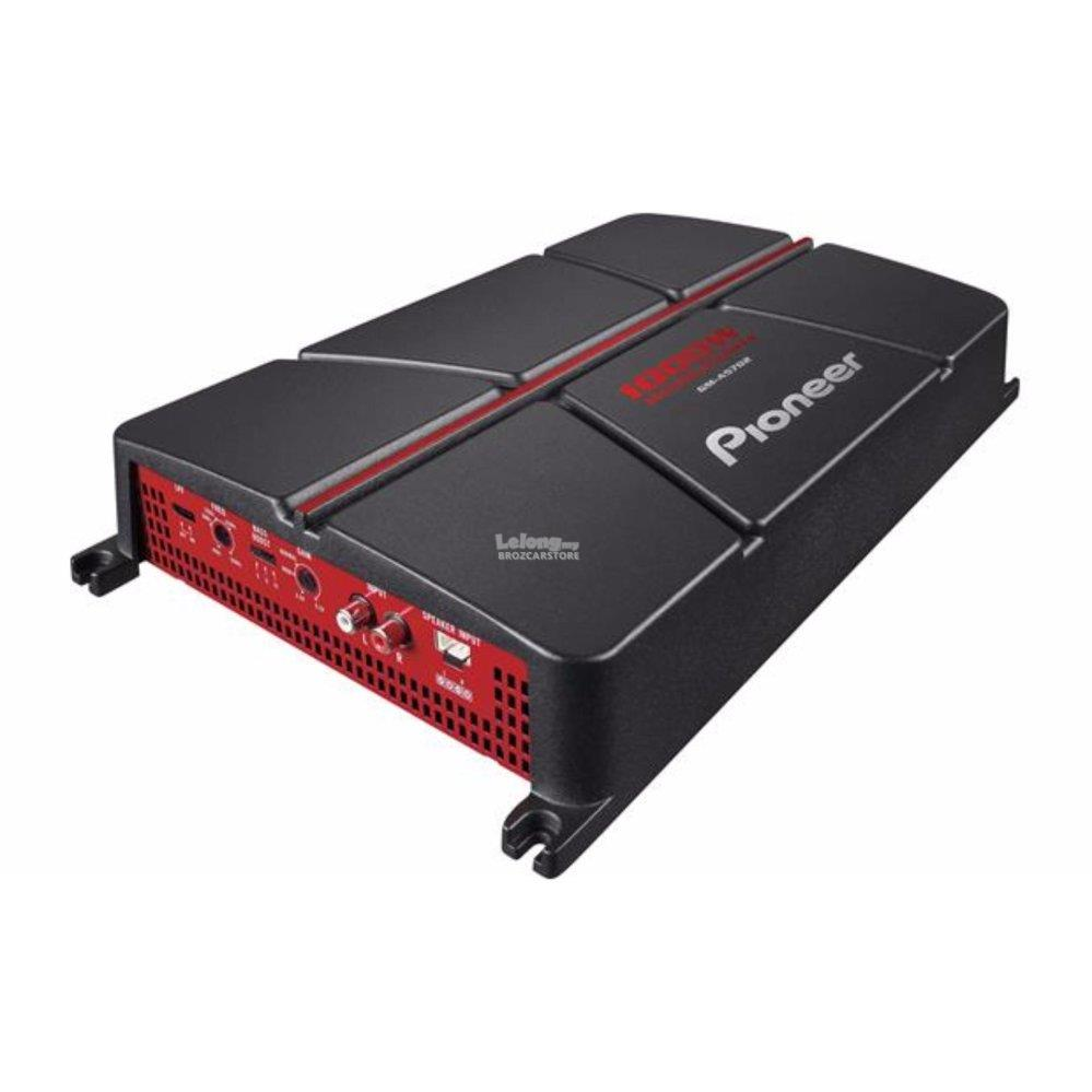 Pioneer GM-A5702 2-channel car amplifier — 150 watts RMS x 2